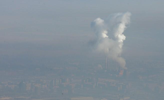 Доклад: Мръсен въздух и боклук в България