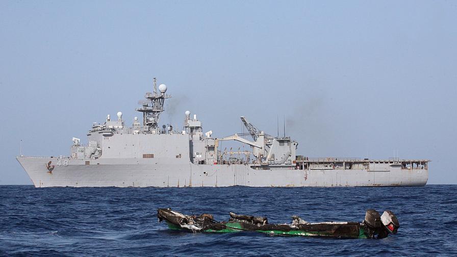 Колко ни струва морското пиратство