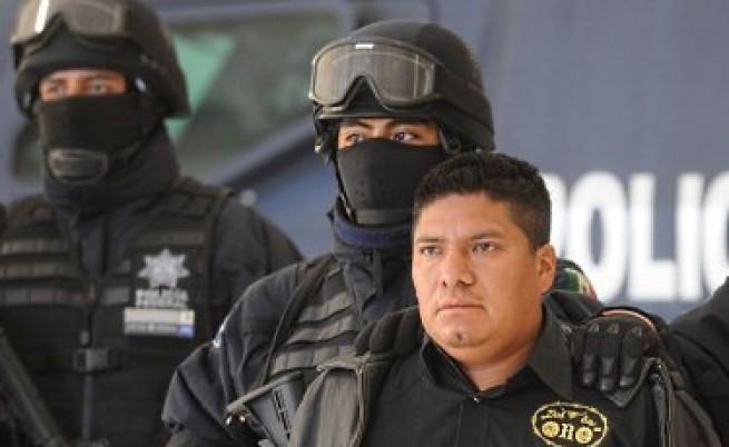 В Мексико хванаха един от основните главорези