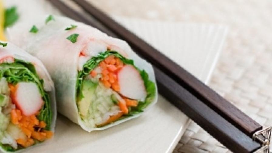 Какво хапват в Китай през пролетта