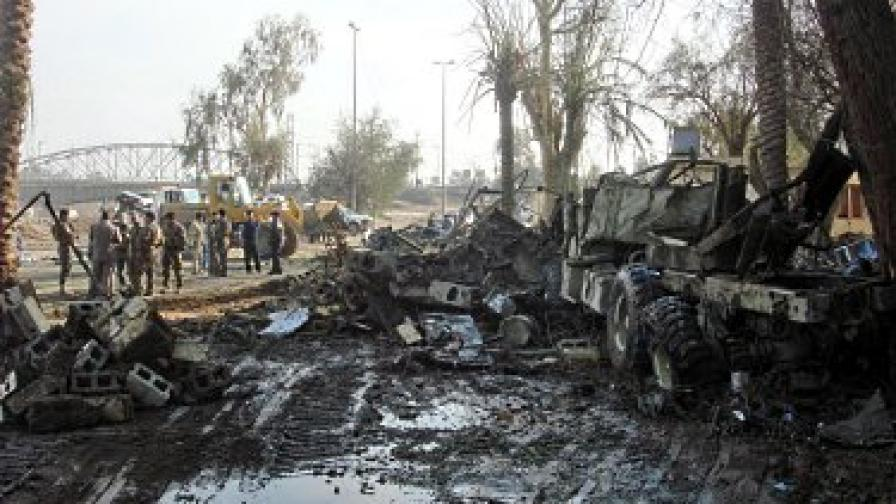 2 коли бомби взеха 45 жертви в Кербала