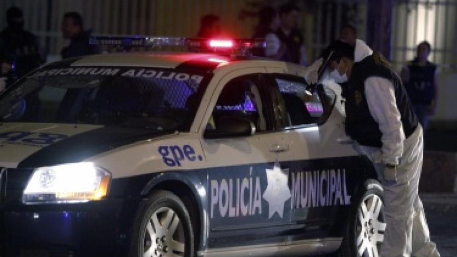 Мексико: Полицейски гаф със снимка на наркобос