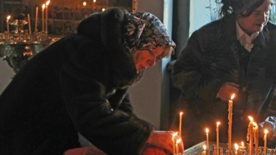 Русия почита жертвите на атентата