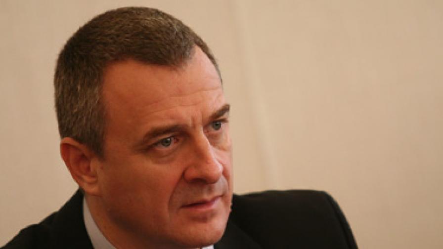 Председателят на ДАНС Цветлин Йовчев