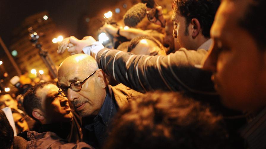 Ел Барадей обедини опозицията: Няма връщане