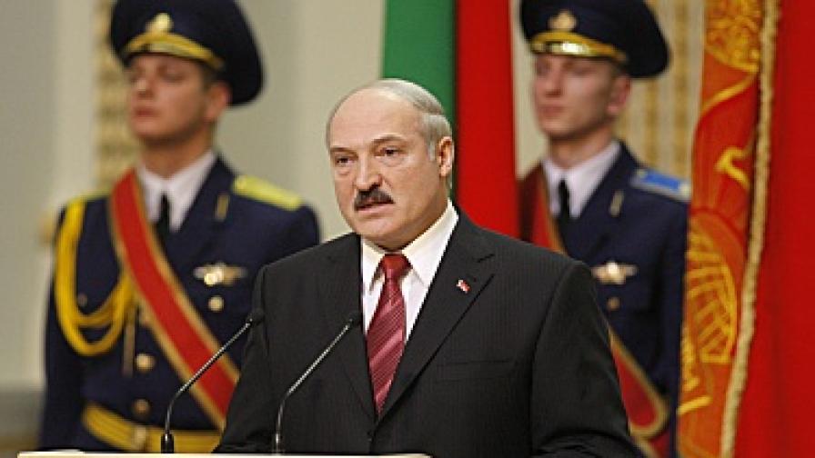 ЕС замрази авоарите на Лукашенко