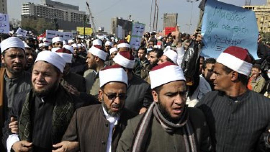 Лицето на размириците в Близкия изток: младите искат работа