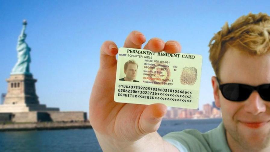 За зелена карта не известяват с писмо или имейл