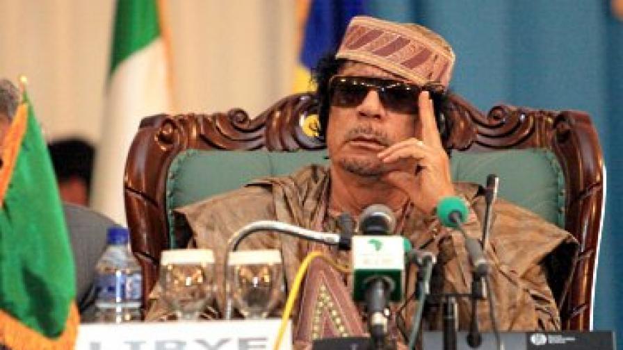Макар и в изолация, Либия раздавала кредити за милиарди