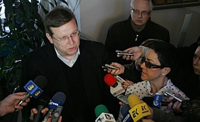 Дачков: Не искам Бойко да ме пази