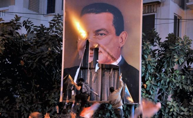 Мубарак - с гаранции за неприкосновеност