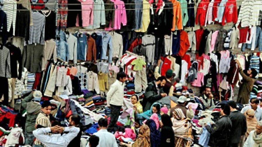 Идва краят на евтините дрехи