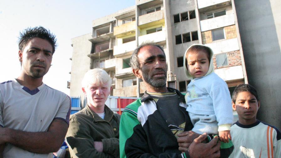 Ромите от бившия бл. 20 нападнаха съседните