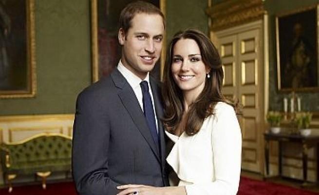 Уилям и Кейт канят бивши на сватбата си
