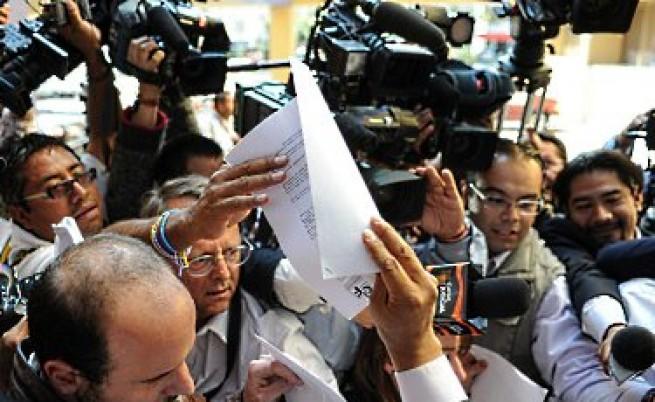 Организираната престъпност – по-опасна за медиите от диктаторите