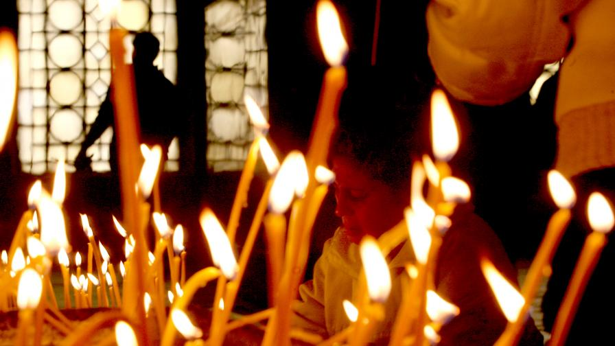 На Архангелова задушница почитаме мъртвите