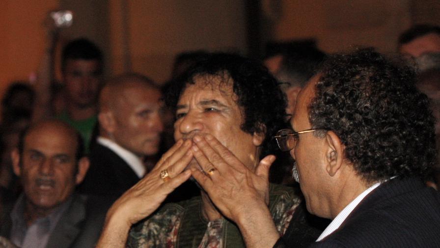 Кадафи - 40 години изцепки и нелепици