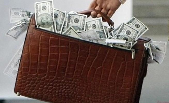 За година средният размер на подкупа в Русия се е утроил