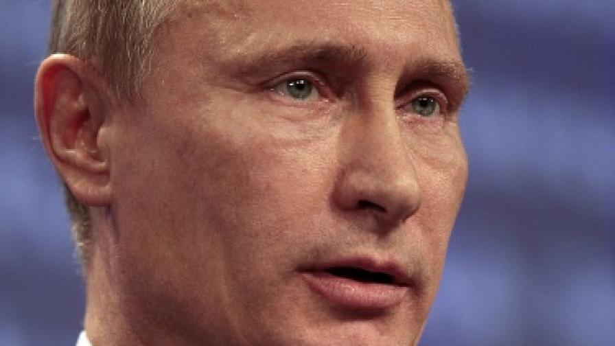 """Московски клуб кани на """"Путин парти"""""""