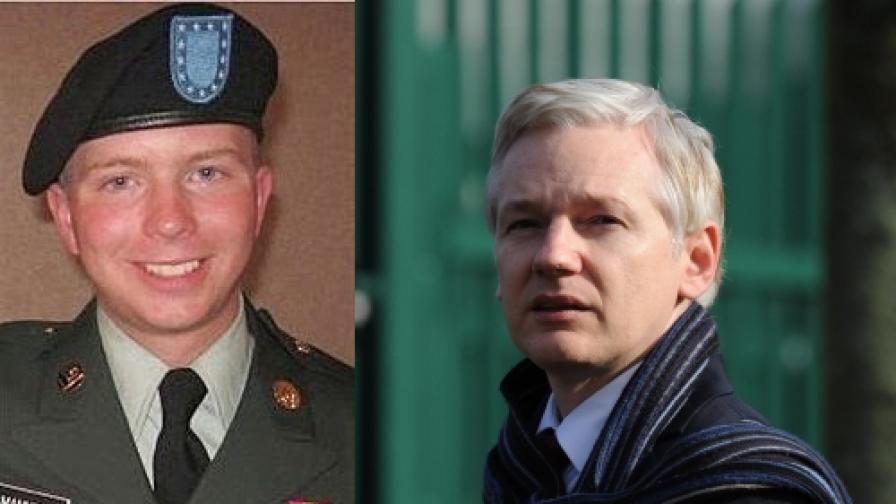 """Пазят обвинения за """"Уикилийкс"""" да не се самоубие"""