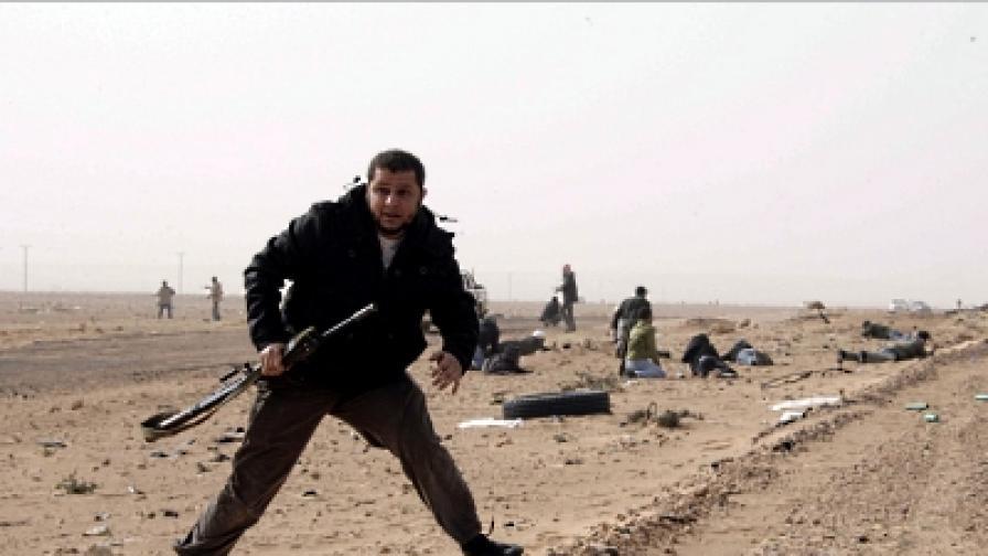 Режимът на Кадафи към ООН: Отменете санкциите