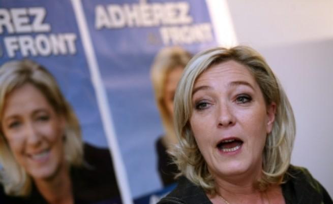 Марин Льо Пен с шанс за президентските избори във Франция