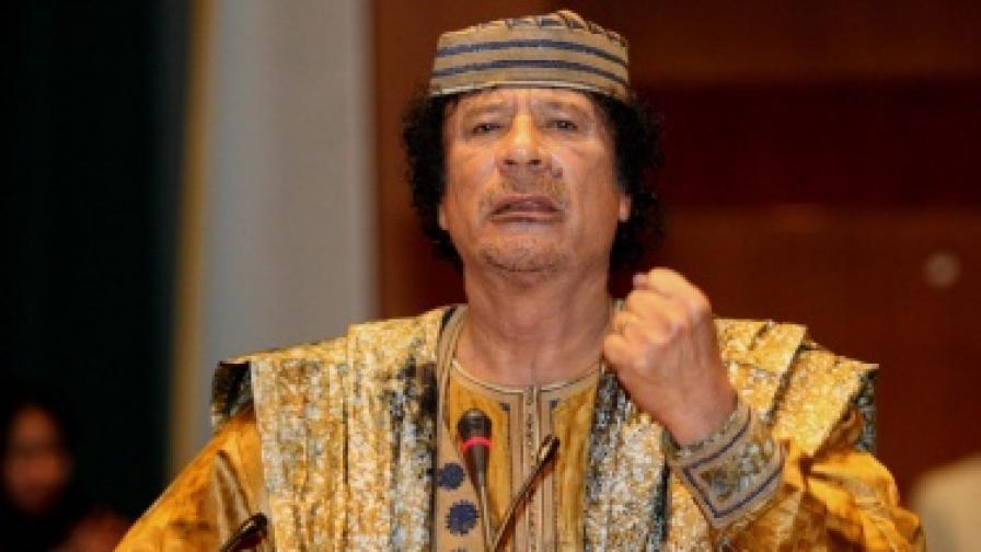 Кадафи предложил преговори за оттегляне?