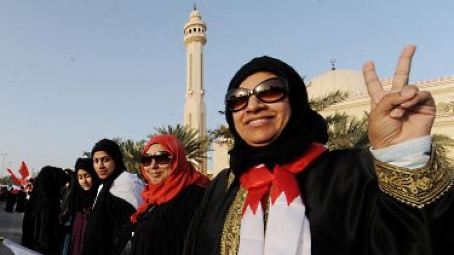 Жените са героини на арабските революции