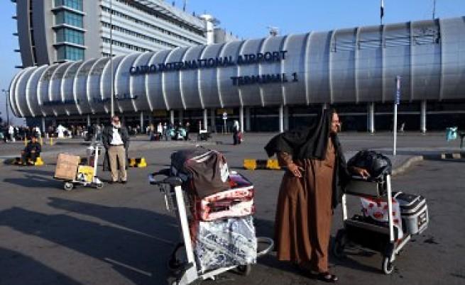 Мистериозен либийски самолет притесни Гърция