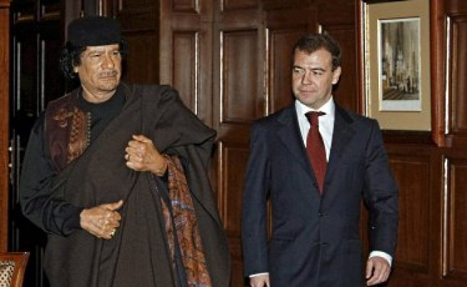 Русия въведе санкции срещу Либия и губи $4 млрд.