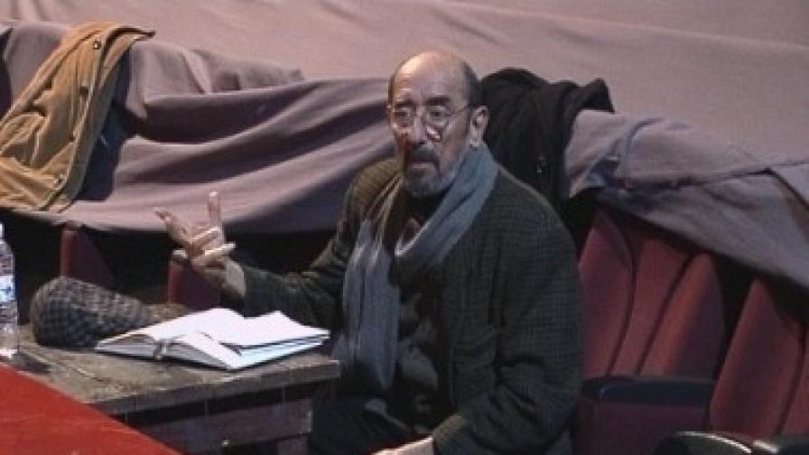 Поклон и почит към Коко Азарян - любимия Професор