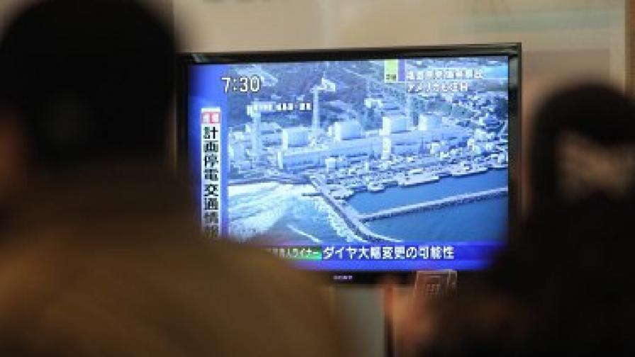 """Горивото в реактор 2 на АЕЦ """"Фукушима-1"""" може би вече се топи"""