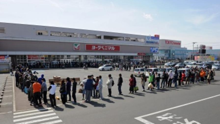 Българин разказва за бедствието в Япония