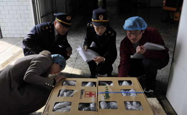 ЕС въведе радиационен контрол за храни от Япония