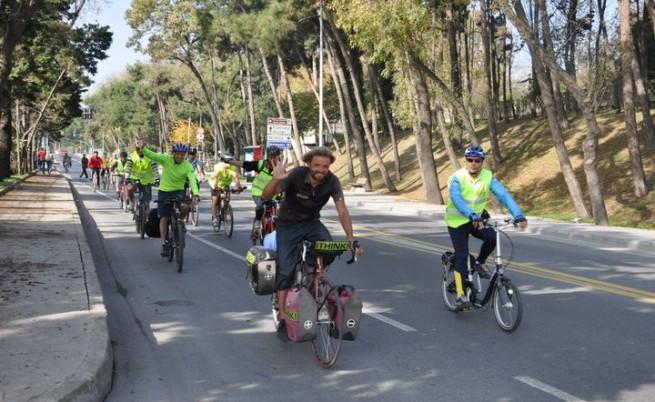 Велосипедна обиколка на България