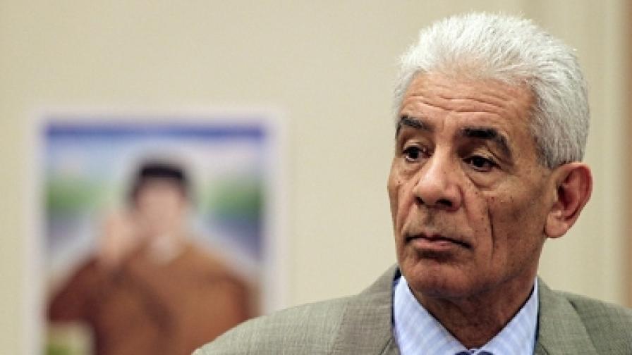 Избягалият от Кадафи негов външен министър Муса Куса