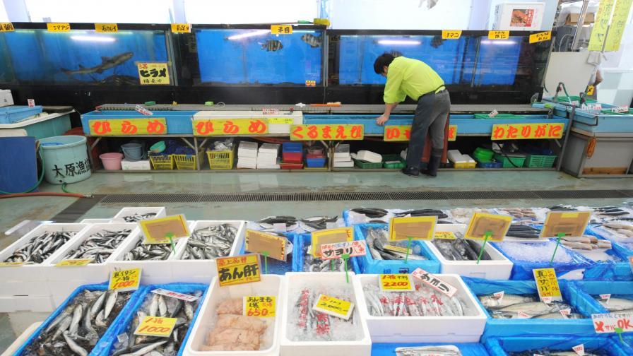ЕК увери, че следи за сигурността на храните от Япония