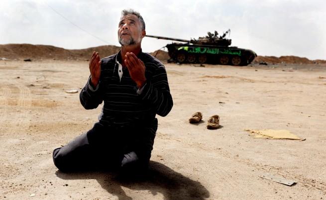 САЩ прекратяват участието си в бойни действия в Либия