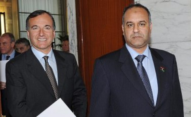Италия също призна Преходния национален съвет на Либия