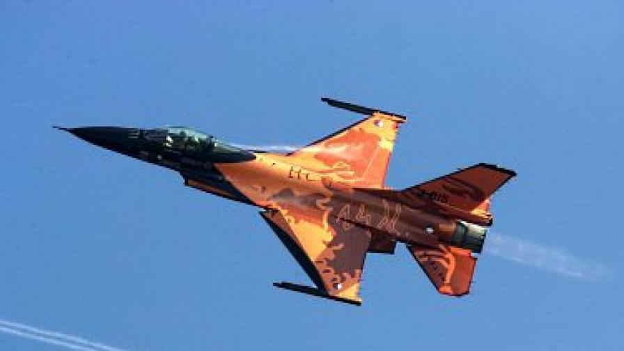 Холандски Ф-16