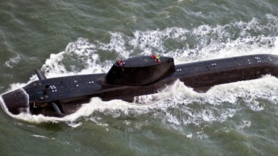 "Подводницата ""Астют"""