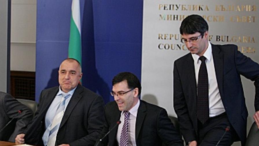 """Борисов, Трайков и Дянков единни за """"Белене"""""""