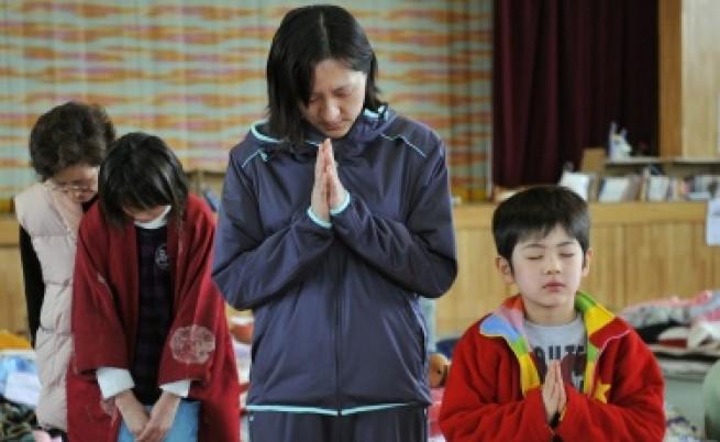 Япония месец след бедствието
