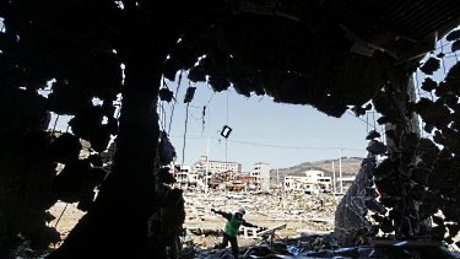 Земетресение от 7,1 по Рихтер разлюля Фукушима