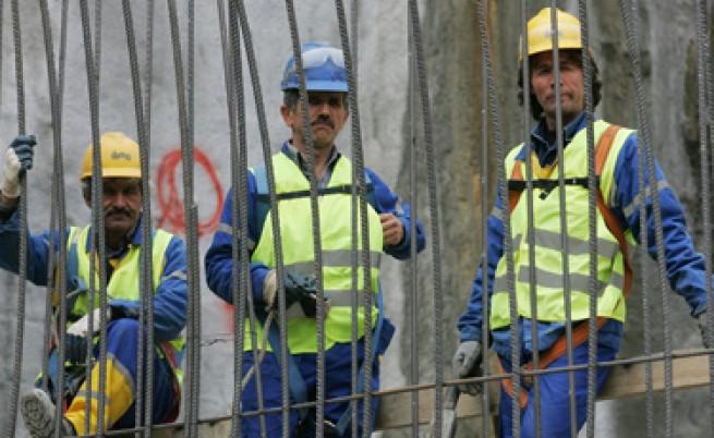 Германия и Австрия с резерви към работниците от Източна Европа