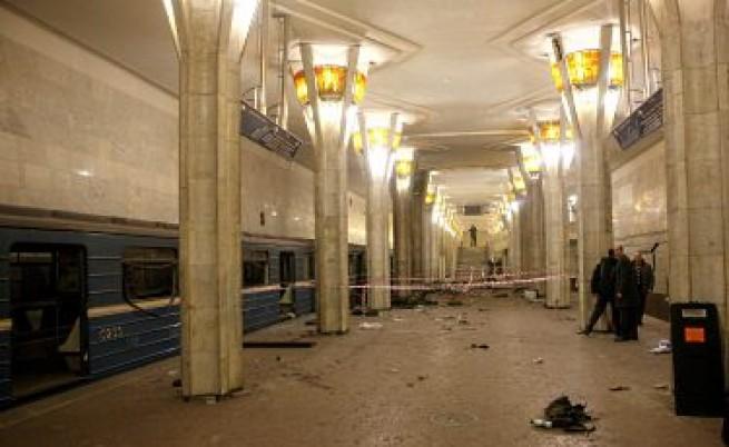 Вече има арести за взрива в Минск