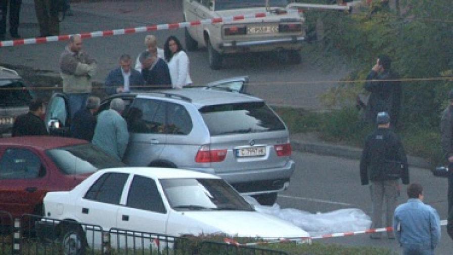 """Дачи от """"Килърите"""" заподозрян за убийството на Емил Кюлев"""