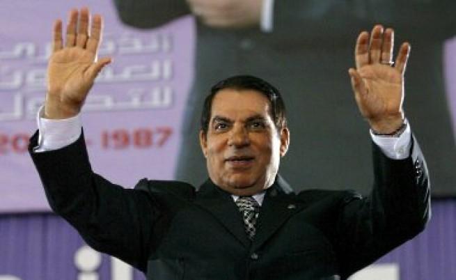 Бен Али ще бъде съден по 18 дела