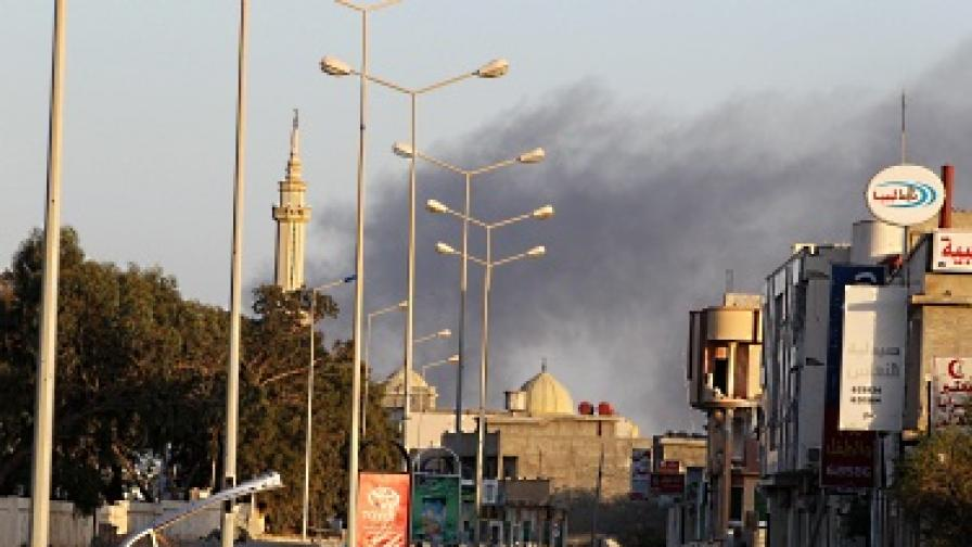 ООН и либийското правителство се споразумяха за изпращане на хуманитарна помощ