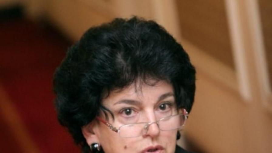 Д-р Красимира Симеонова, народен представител от ГЕРБ